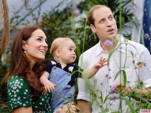 prince-george幸せ家族