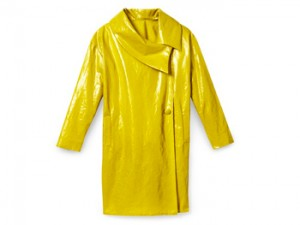 Brigitte NYC 385 raincoat