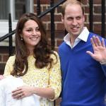 【画像】キャサリン妃第2子の名前はシャーロット!世界中で祝福の嵐!出産直後の美しいキャサリン妃に驚き!