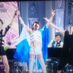FNS西川貴教とウエンツ瑛士!面白すぎる衣装対決!女装まで!どっちがタイプ?