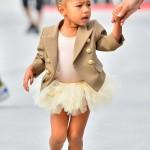 パパラッチを一喝したキムの娘ノースウェストのファッションが凄い!