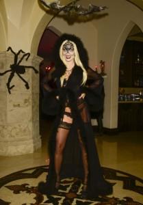 halloween annalynne maccord as a vampire