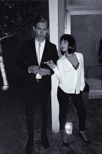 halloween austin butler vanessa hudgens  Mia Wallance and Vincent Vega