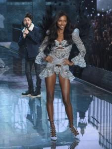 VS show 2015 Jasmine Tookes