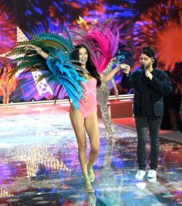 VS show 2015 adriana lima