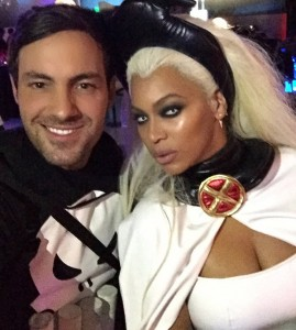 beyonce-halloween2015 oct24 storm from xmen