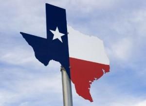 テキサス看板