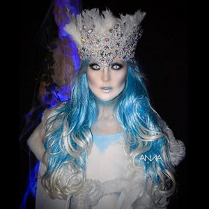 perrie-edwards ice queen
